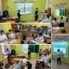 На уроке обучения грамоте ( 1